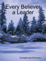 Every Believer a Leader
