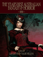 The Year's Best Australian Fantasy and Horror 2011 (Volume 2)