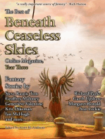 The Best of Beneath Ceaseless Skies Online Magazine, Year Three