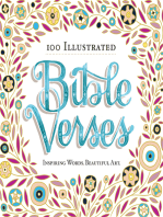 100 Illustrated Bible Verses