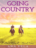 Going Country (Collins Ranch - Book One)