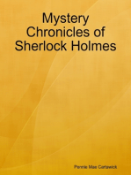 Mystery Chronicles of Sherlock Holmes