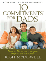 10 Commitments™ for Dads