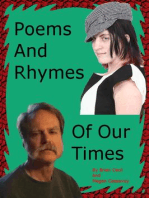 Poems And Rhymes Of Our Times