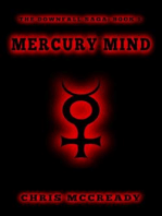 Mercury Mind (The Downfall Saga, #1)