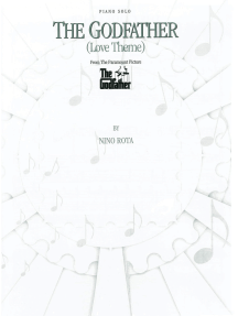 The Godfather (Love Theme): Piano Solo