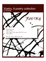 Xoetry, A Poetry Collection