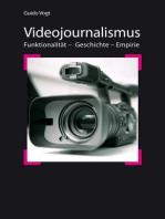 Videojournalismus
