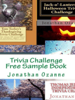 Trivia Challenge Free Sample Book