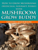 How to Grow Mushrooms (Edible and Medicinal)
