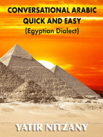 Conversational Arabic Quick and Easy: Egyptian Dialect