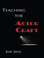 Teaching the Actor Craft