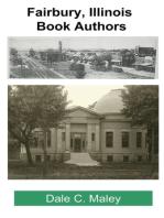Fairbury, Illinois Book Authors