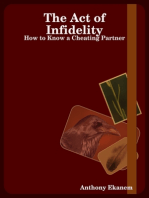 The Act of Infidelity