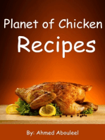 Planet of Chicken Recipes
