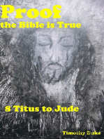 Proof the Bible Is True