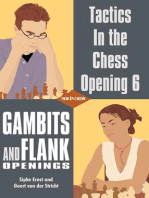 Tactics in the Chess Opening 6