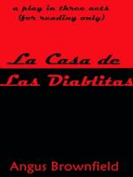 La Casa de Las Diablitas (a play in three acts)