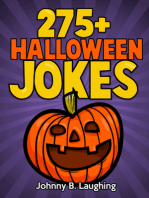 275+ Halloween Jokes