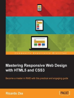 Discover Responsive Web Design Books