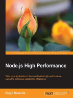 Node.js High Performance