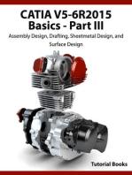 CATIA V5-6R2015 Basics Part III