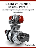 CATIA V5-6R2015 Basics Part III