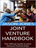 Joint Venture Handbook
