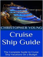 Cruise Ship Guide
