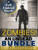 Zombies! An Undead Bundle