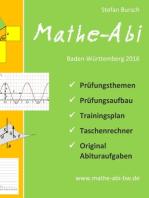 Mathe-Abi Baden-Württemberg 2016