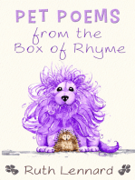 Pet Poems from the Box of Rhyme
