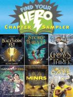 Find Your Hero Chapter Sampler