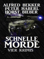 Vier Krimis - Schnelle Morde