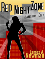 Red Night Zone - Bangkok City
