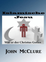 Islamische Jesu-War er der Christus Gottes