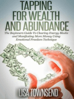Tapping for Wealth and Abundance