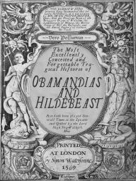 Obamandias and Hildebeast