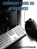 Comment faire du e-business