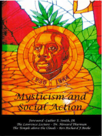 Mysticism and Social Action: Lawrence Lecture and Discussions with Dr Howard Thurman