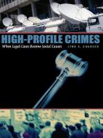 High-Profile Crimes