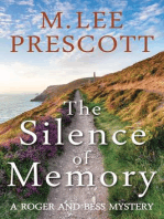 The Silence of Memory (Roger and Bess Mysteries, #3)