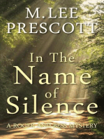 In the Name of Silence (Roger and Bess Mysteries, #2)