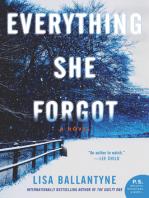 Everything She Forgot