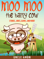 Moo Moo the Happy Cow