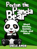 Peyton the Panda Bear