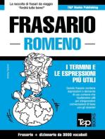 Frasario Italiano-Romeno e vocabolario tematico da 3000 vocaboli