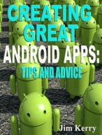 Creating Great Android Apps