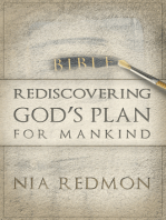Rediscovering God's Plan for Mankind