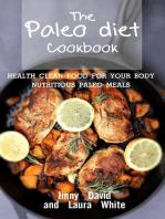 Paleo Diet Cookbook (Paleo Died Cookbook, #1)